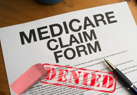 Medicare Claim Denied